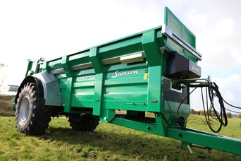 Two new generations of spreaders from SAMSON
